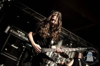 Konzertfoto von Hail of Bullets @ Metal Franconia Festival  Part II