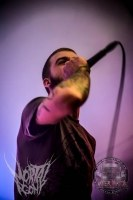 Konzertfoto von Mortal Agony @ Winter Invasion
