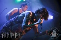 Konzertfoto von All is not Lost @ Alliance of Destruction