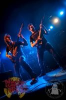 Konzertfoto von Plague Angel @ Franconian Metal Party - Part III