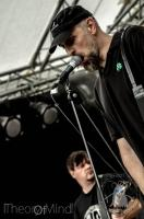Konzertfoto von Theory of Mind @ Ranger Rock Festival 2014