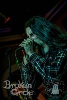 Konzertfoto von Broken Circle @ Five Bucks Knockout