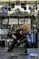 Konzertfoto von Lay down Rotten @ Comedy meets Metal 2012