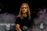 Konzertfoto von Defuse my Hate @ Queens of Metal 2012