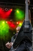 Konzertfoto von The new Black @ Queens of Metal 2012