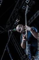 Konzertfoto von Origin @ Queens of Metal 2012
