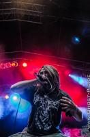 Konzertfoto von Suffocation @ Queens of Metal 2012
