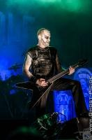 Konzertfoto von Powerwolf @ Queens of Metal 2012