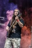 Konzertfoto von Excess Pressure @ Queens of Metal 2012