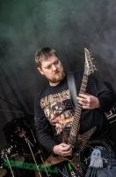 Konzertfoto von Goregonzola @ Queens of Metal 2012