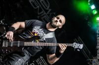 Konzertfoto von Dew Scented @ Queens of Metal 2012
