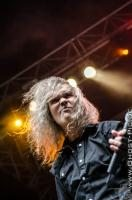 Konzertfoto von Grave Digger @ Queens of Metal 2012
