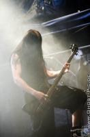 Konzertfoto von Pain @ Queens of Metal 2012