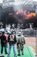 Konzertfoto von Fastbeat Superchargers @ Queens of Metal 2012