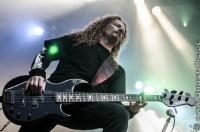 Konzertfoto von Exodus @ Queens of Metal 2012