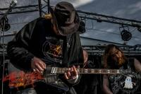 Konzertfoto von Accidental Suicide @ Ranger Rock Festival 2013
